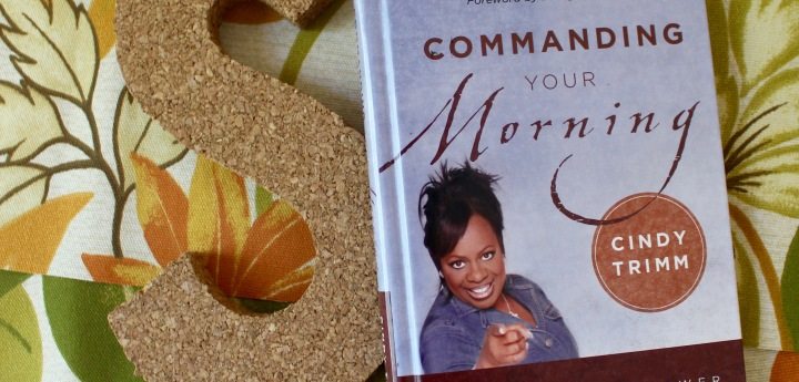 7 Commanding Your Morning – Book Review – Sarahn Says